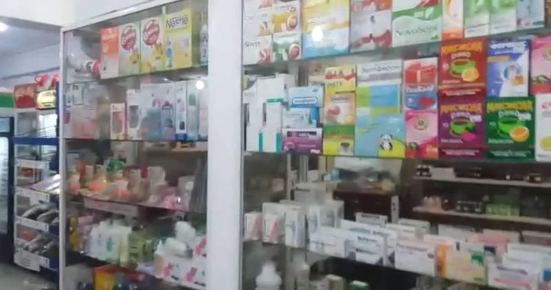 В столичной аптеке отказались принимать купленное у них лекарство, - житель (видео)