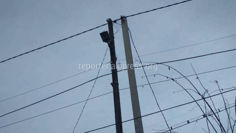 На ул.Тулебердиева восстановят наружное освещение в начале второго квартала года, - мэрия