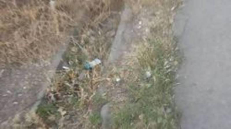 Арычная сеть в микрорайоне №1 на улице Фрунзе была очищена, - мэрия г.Токмок