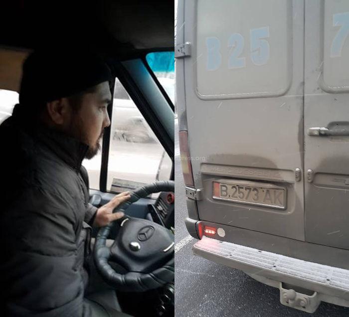 Жительница Бишкека выразила благодарность водителю маршрута №204, который бесплатно довозит пенсионеров <i>(фото)</i>