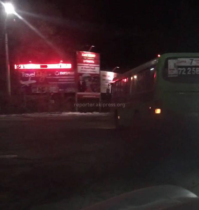 Столичные коптящие автобусы отремонтированы, - мэрия Бишкека