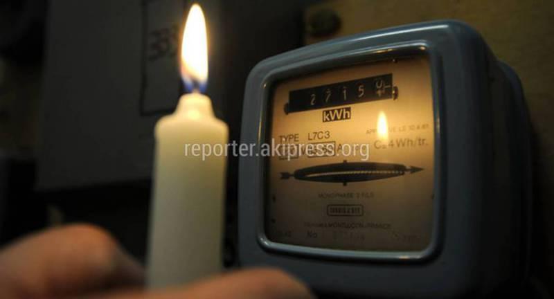 Жители спрашивают, почему в Ак-Ордо-1 часто отключают электричество?