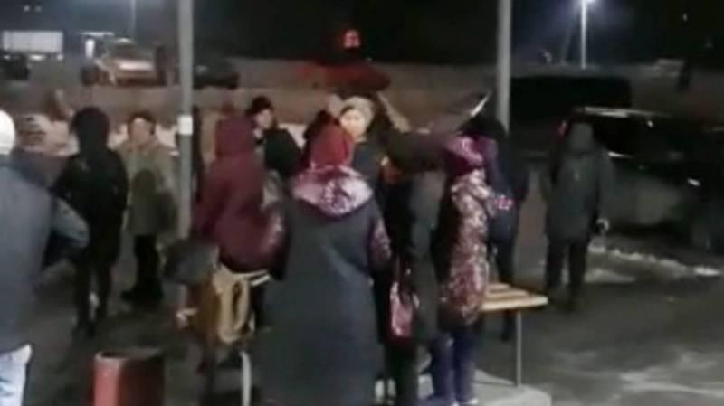 Вечером маршрутки Бишкек-Токмок рано перестают ходить, - пассажирка