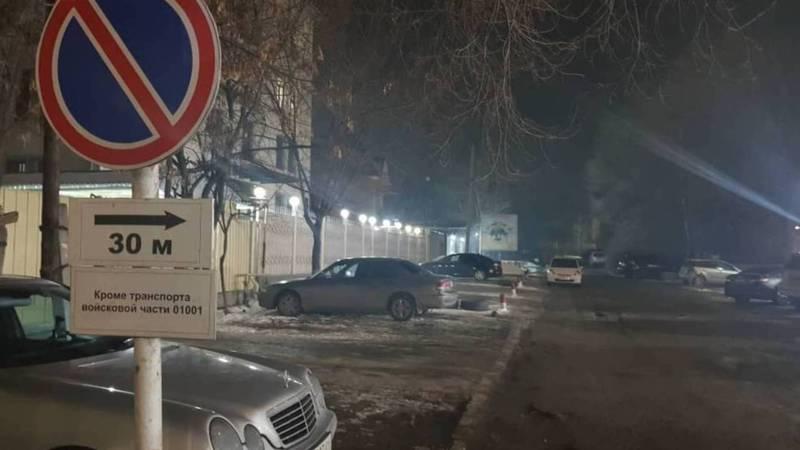 Законно ли Учреждение «Войсковая часть 01001» заняло парковку на ул.Уметалиева?