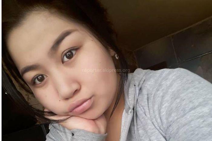 Милиция нашла пропавшую 5 дней назад 18-летнюю Сезим в Бишкеке