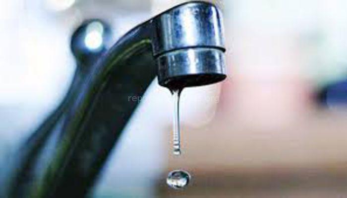 «Бишкекводоканал» о слабом напоре холодной воды в доме на Жукеева-Пудовкина: Поступление воды нормализовано