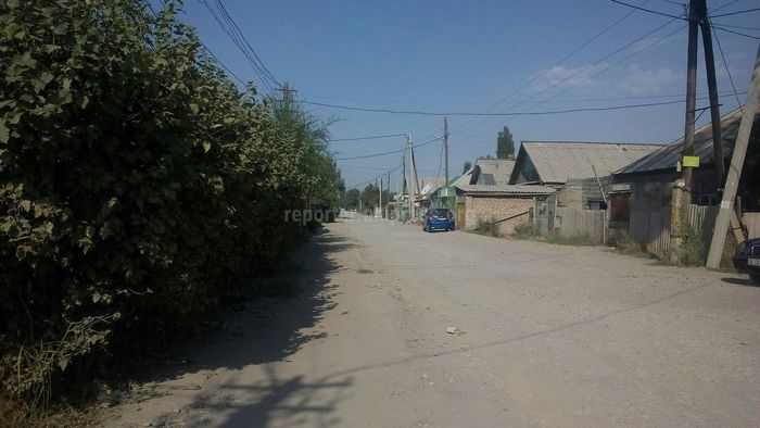 «Бишкекводоканал» не выдавал разрешение на проведение канализации по улице Васильева
