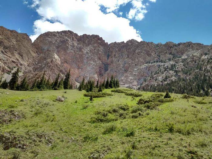 Фотодосье красивых мест Кыргызстана: Заповедник «Каратал Жапырык»