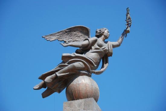 монумент эркиндик