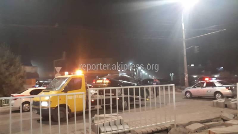 На рынке Мадина вспыхнул пожар <i>(видео)</i>