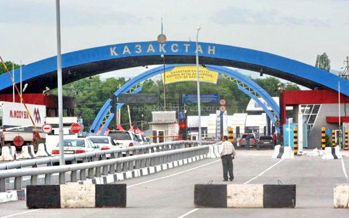 Погранслужба Кыргызстана прокомментировала ситуацию на кыргызско-казахской границе