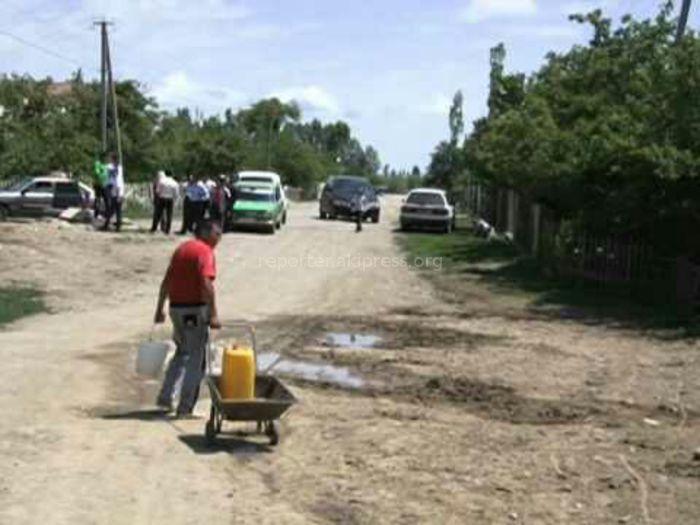 Ысык-Көл облусунданы Чоң-Өрүктү айылында суу жок, - окурман