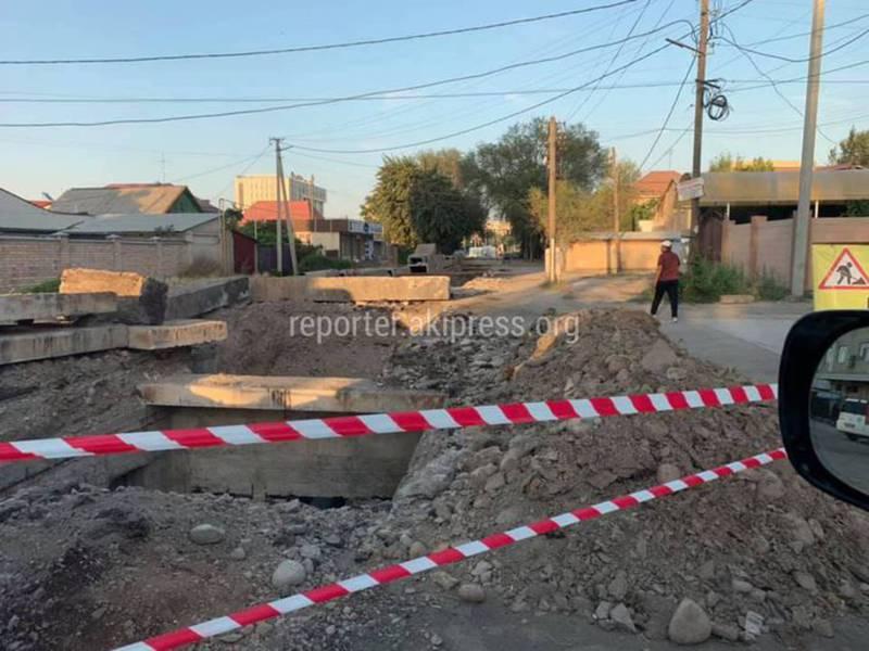 На Кулатова - Логвиненко дорога будет открыта до 25 августа, -мэрия