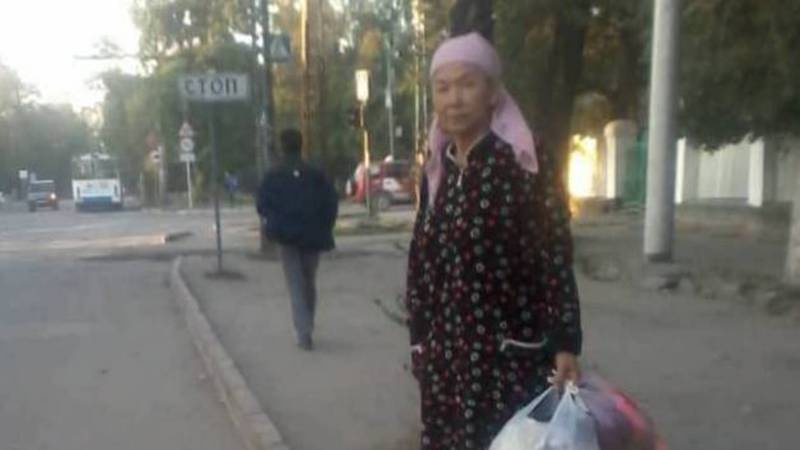 Внимание, розыск! Пропала 58-летняя Карамат Торобекова (фото)