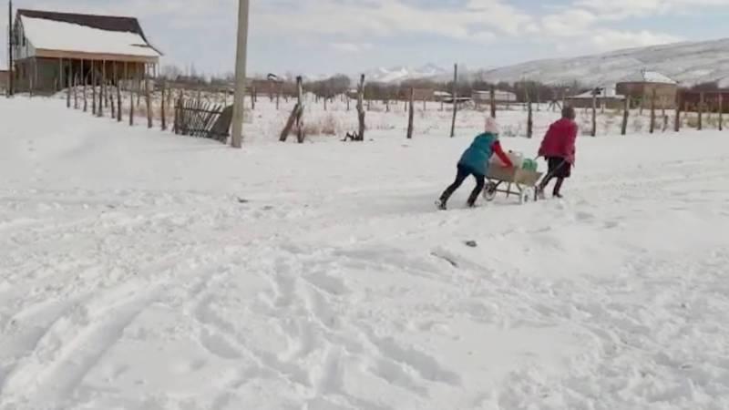 В селе Дархан Иссык-Кульской области нет чистой питьевой воды, - жители