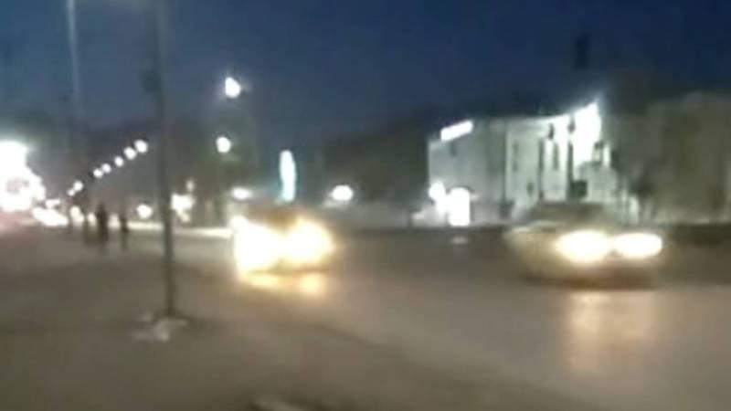 Почему на Шабдан Баатыра-Токомбаева по утрам не работают светофоры?