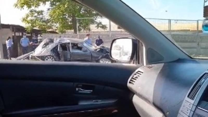 На ул.Льва Толстого произошло ДТП, есть жертвы, - очевидец. Видео