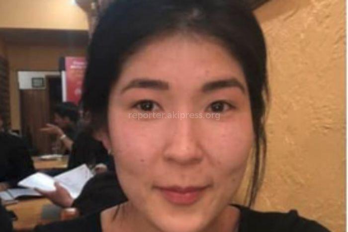 Фото. В Бишкеке пропала 26-летняя Надира Карсимбекова, родственники просят оказать помощь в ее поисках