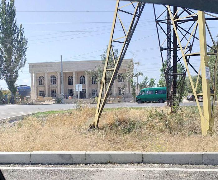 Никто не вырубал березы на перекрестке Анкара-Менделеева, - мэрия столицы (видео)