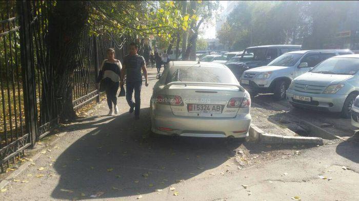 <b>«Доска позора»</b>: Водители игнорируют ПДД <i>(фото, видео)</i>