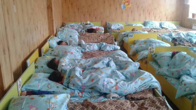 Детский садик «Бүлдүркөн». В иссык-кульском селе появился новый садик (фото, видео)
