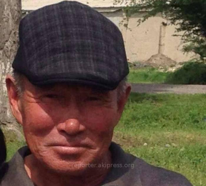 В селе Дмитриевка пропал 55-летний Ж.Сарымсаков <i>(фото)</i>