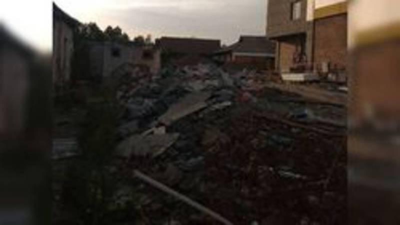 Вопрос о мусоре возле частного дома на улице Поваринской, который складирует компания «Аалам-Строй», в компетенции Госэкотехинспекции, - мэрия
