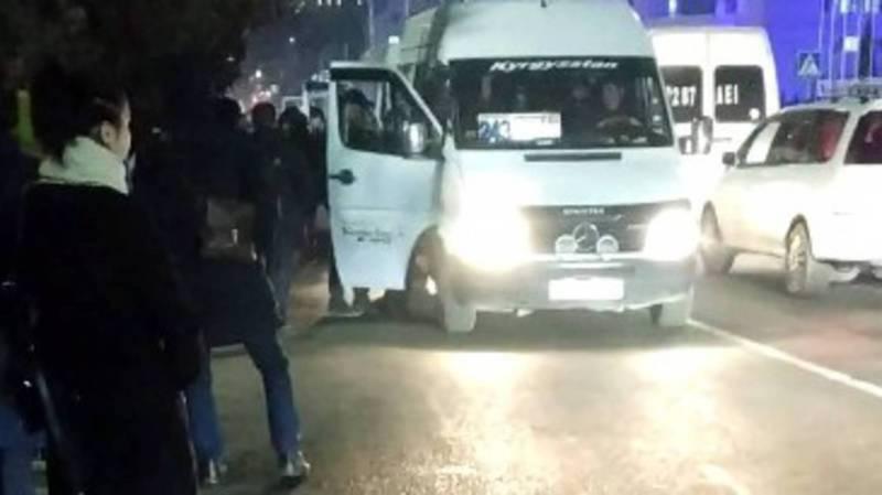 Бишкекчанка просит взять под контроль техническое состояние маршруток в городе