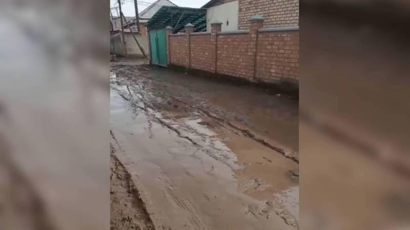 Дорога в переулке Витебский будет восстановлена по завершению прокладки канализации