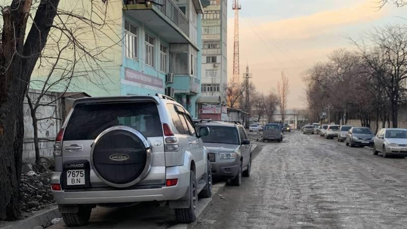 На Горького-Белорусской скоро будут укладывать асфальт и наносить дорожные разметки