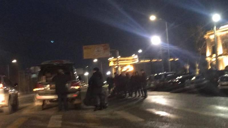 В Лебединовке на пешеходном переходе сбили человека