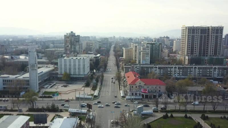 Похоронное агентство не может вывезти тела умерших из-за ограничений на передвижение в Бишкеке