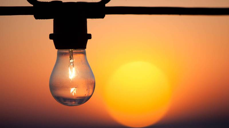 В некоторых домах в селе Ивановка нет электричества, - местный житель