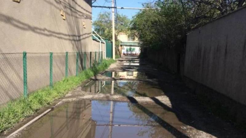 Ремонт переулка Школьный не планируется, жителям необходимо обратиться райадминистрацию