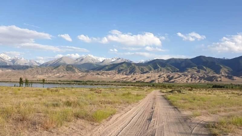 Красота южного берега озера Иссык-Куль в объективе бишкекчанки Алены. Видео и фото