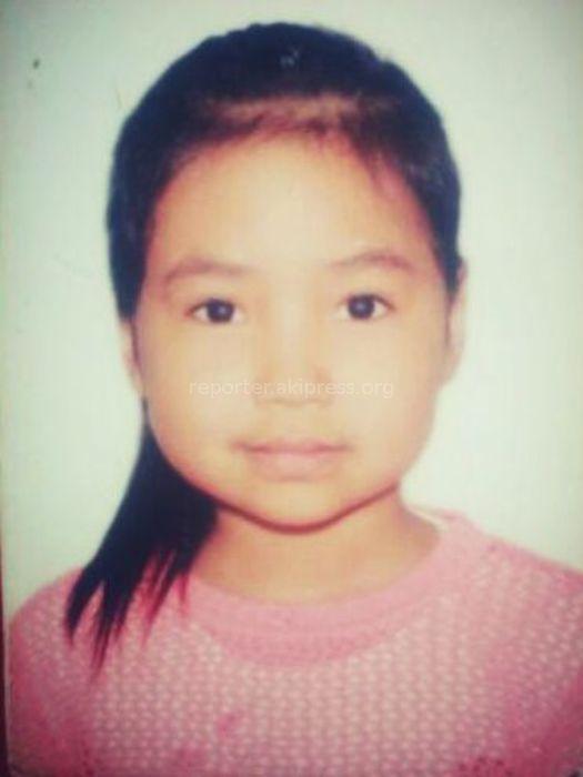 9-летняя Арпаян, которую искали в Бишкеке, нашлась