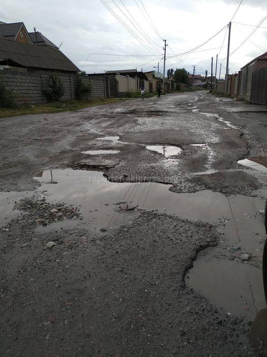 На участке ул.Валдайской планируется дорожная реконструкция после завершения работ по газификации