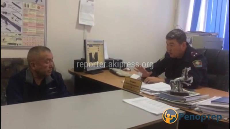 Видео — Водителя маршрутки, который довел до слез девочку-пассажирку, оштрафовали на 5000 сомов