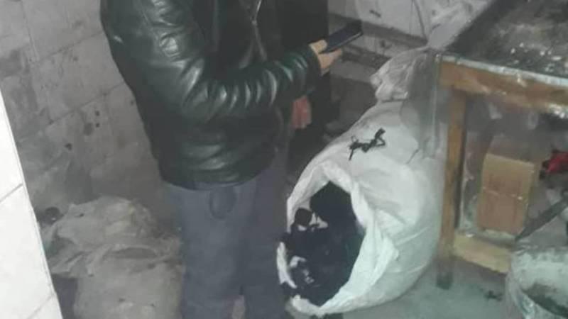 В бишкекском кафе «Жоробек» за сжигание швейных отходов будет наложено взыскание, - мэрия
