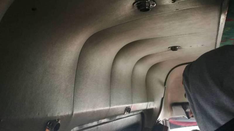 В маршрутном такси №258 отсутствуют поручни для пассажиров, - бишкекчанин (фото)