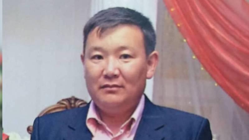 В Бишкеке без вести пропал 43-летний Максатбек Эсеналиев (фото)