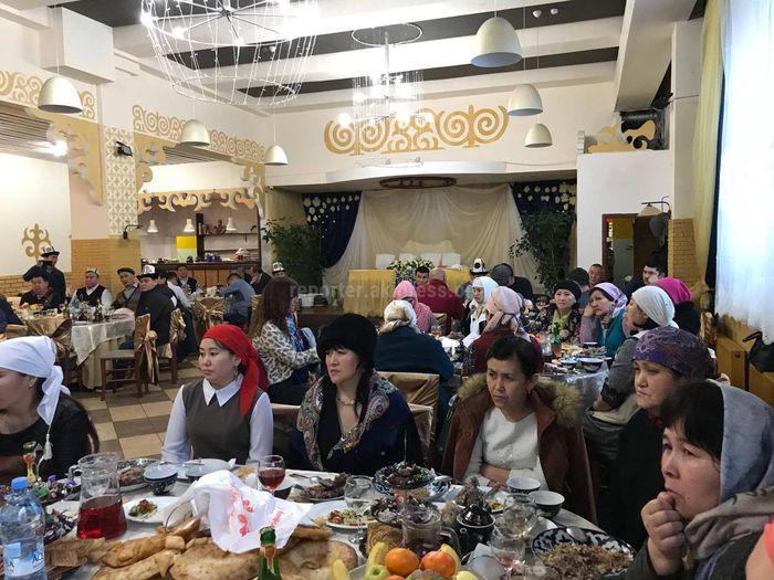 Москвада кыргыз коомчулугу Кудай аш өткөздү (фото)