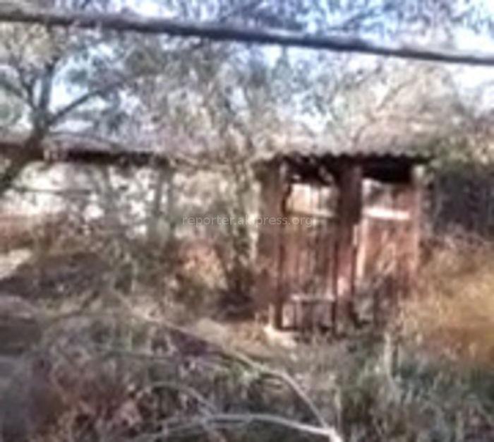 Читатель жалуется на плачевное состояние общественного туалета в Нацгоспитале (видео)