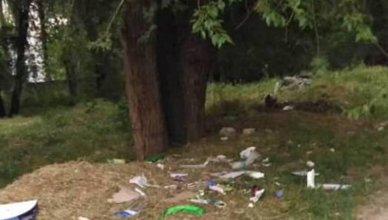 На улице Тоголок Молдо вывоз мусора осуществляется по графику, - «Тазалык»