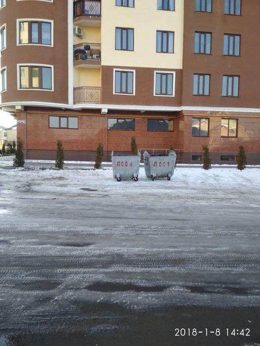Ведутся работы по увеличению мусорных контейнеров на ул.Грибоедова