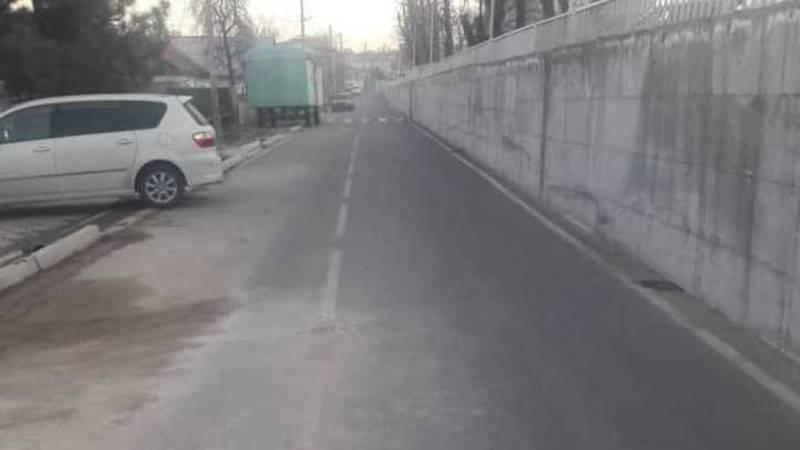 Стройматериалы, выгруженные на проезжую часть ул.Семашко, убраны (фото)