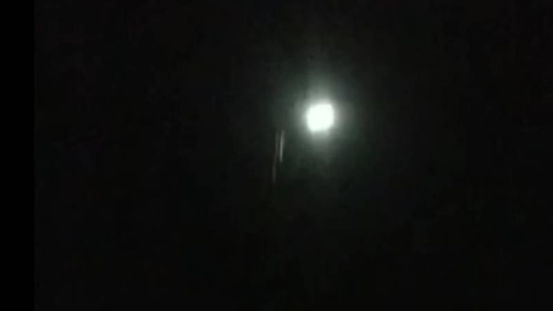 Горожанин просит заменить лампы наружного освещения на ул.Лебедева-Кумача