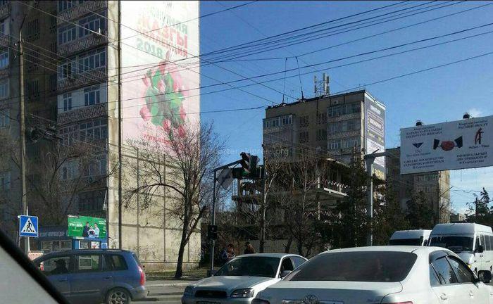 Законно ли идет строительство на ул.Юнусалиева? - бишкекчанин