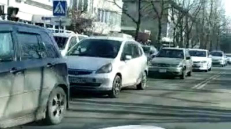 «Лежачий полицейский» на Суеркулова-Абая скоро будет демонтирован, - мэрия