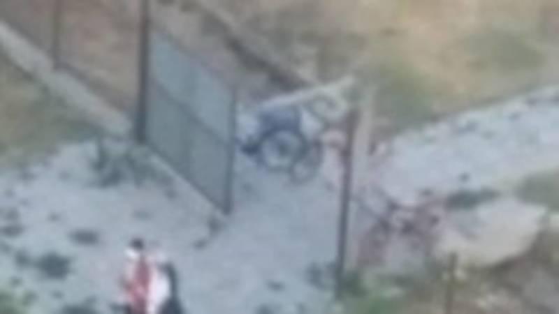 На Южной магистрали продолжают тайно сдавать велосипеды в прокат, - очевидец. Видео